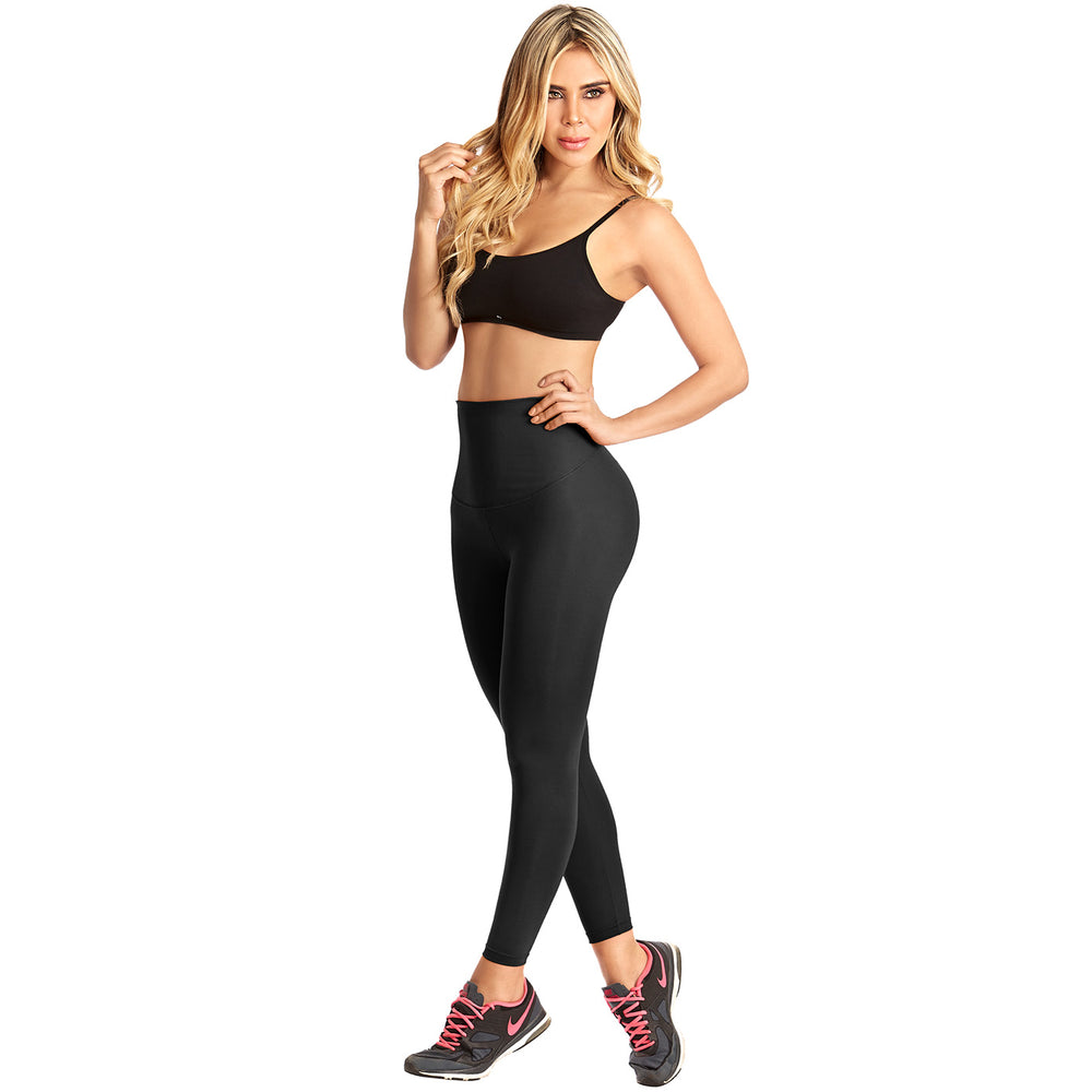 LT.Rose 21840 | Butt-Lifting High Waist Shaping Sport Leggings for Women | Daily Use - Pal Negocio