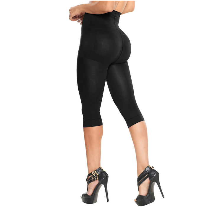 LT Rose 21993 | Shapewear Push Up Pants for women Butt-lifting Compression Capris | Daily Use - Pal Negocio