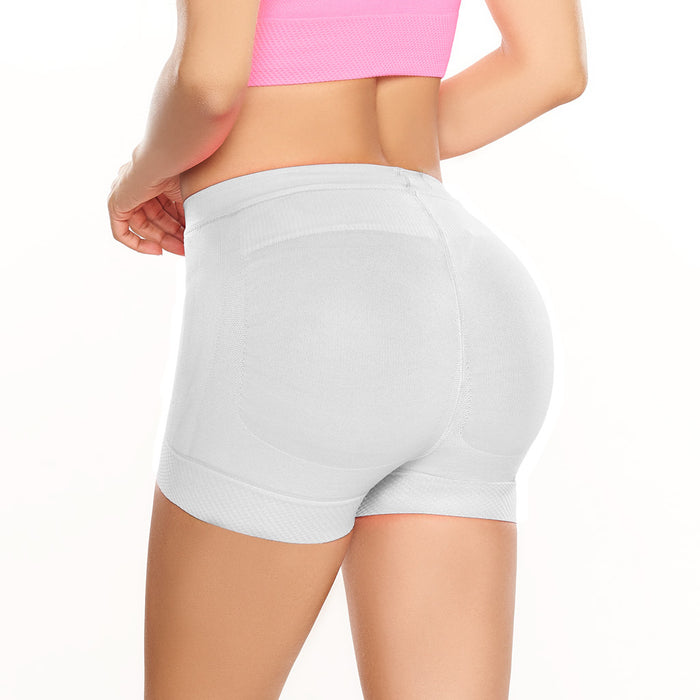 LT. Rose 21996 | High Waist Butt Lifting Shaping Shorts Mid Thigh Shapewar Fupa Control for Women | Daily Use - Pal Negocio