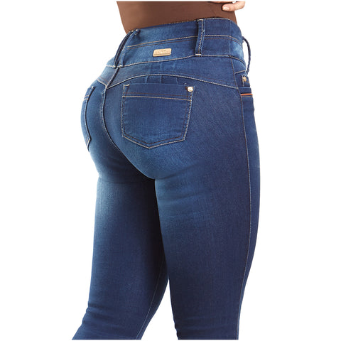 LT.Rose AS3B01 | Colombian Butt Lifter Skinny Jeans - Pal Negocio
