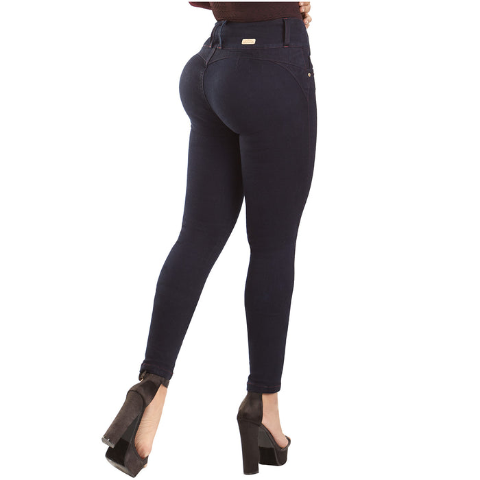 LT.Rose CS3003 | Colombian Butt Lifter Skinny Jeans - Pal Negocio