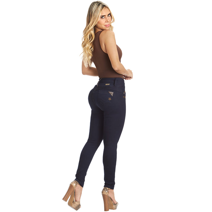 LT.Rose IS3B02 | Colombian Butt Lifter Skinny Jeans - Pal Negocio