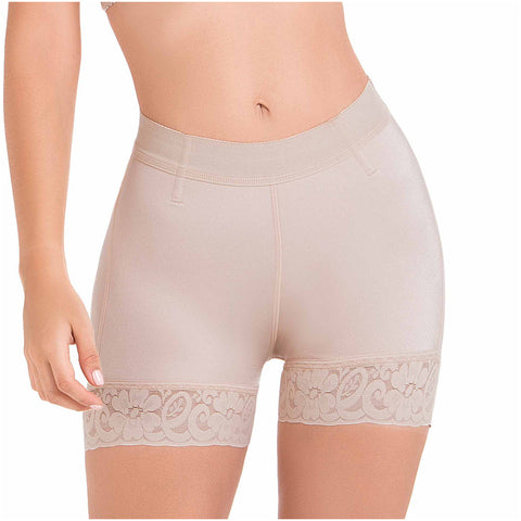 Fajas MariaE FU100 | Colombian Butt Lifting Shapewear for Women Shorts for Daily Use - Pal Negocio