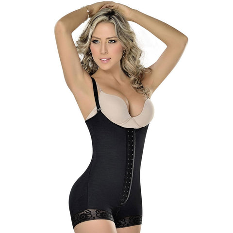 Fajas MYD 0048 Extra Short Slimming Body Shaper for Women / Powernet - Pal Negocio