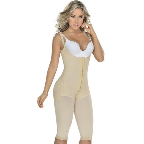 Fajas MYD 0078 Full Bodysuit Body Shaper for Women / Powernet - Pal Negocio