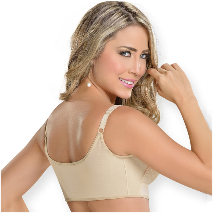 Fajas MYD 0018 Surgical Breast Augmentation Bra / Powernet - Pal Negocio