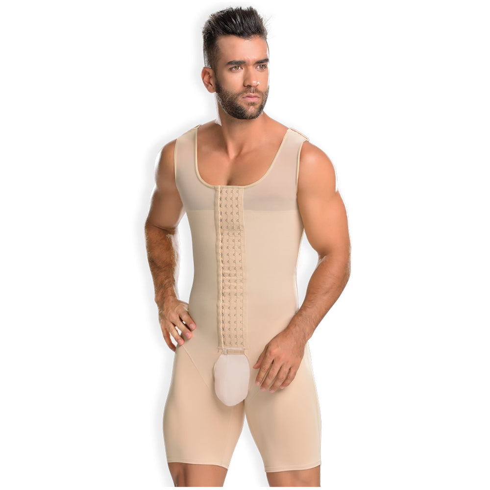 Fajas MYD 0061 Slimming Body Shaper for Men / Powernet - Pal Negocio