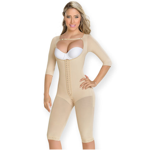 25306a2a22925 Fajas MYD 0074 Full Body Shapewear Bodysuit for Women   Powernet - Pal  Negocio ...