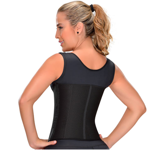 Fajas MYD 0555 Vest Waist Trainer For Women / Latex - Pal Negocio