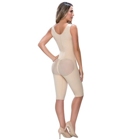 Fajas MYD 0879 Post-Surgical Full Body Shaper for Women - Pal Negocio