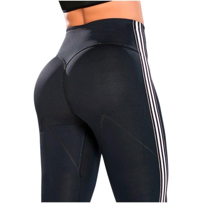 MYD 0592  | Colombian Butt-Lifting High Waist Shaping Sport Leggings for Women | Daily Use - Pal Negocio