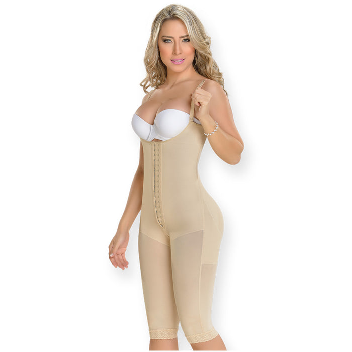 Fajas MYD 0077 Strapless Full Body Shaper for Women / Powernet - Pal Negocio