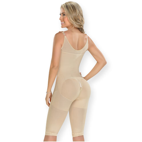 Fajas MYD 0080 Full Bodysuit Body Shaper for Women / Powernet - Pal Negocio