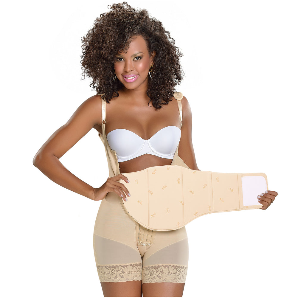 Fajas MYD 0101 | Abdominal Flattening Board After Liposuction (Adjustable) - Pal Negocio