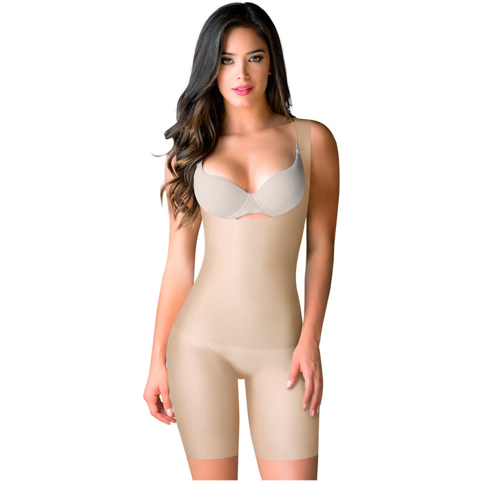 ROMANZA 2020 | Colombian Butt Lifter Tummy Control Shapewear | Wide Straps - Pal Negocio