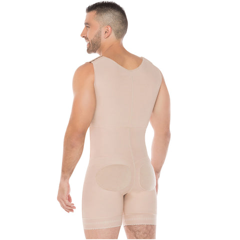 Fajas Salome 0124 | Full Body Shaper for Men | Daily use Shapewear for Men | Powernet - Pal Negocio