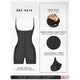 Fajas Salome 0214 | Mid Thigh Strapless Body Shaper for Dresses | Tummy Control & Butt Lifting Shapewear for Dress - Pal Negocio