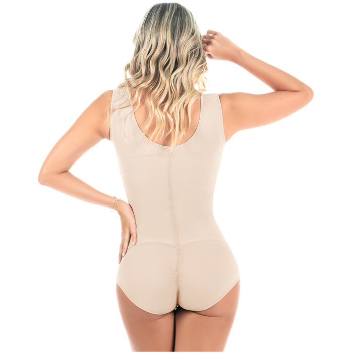SONRYSE 056BF | Postpartum Panty Shapewear Bodysuit with Built-in Bra