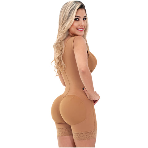 Fajas SONRYSE 086 | Dress Nightout Bodysuit Shapewear | Postpartum | Post Surgery - Pal Negocio