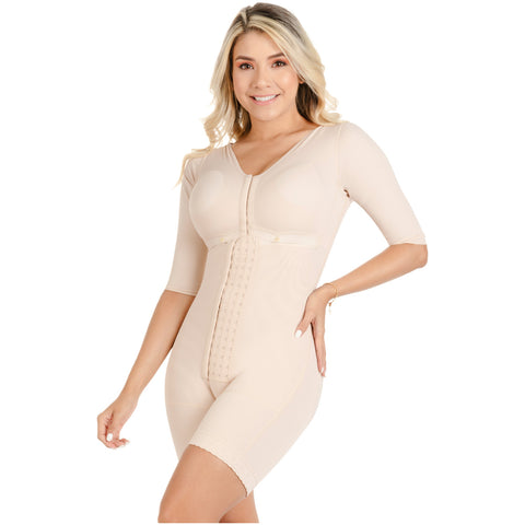 SONRYSE 103BF | Shapewear After Surgery for Women with Built-In Bra