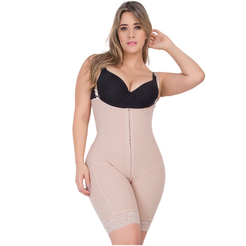 UPlady 6129 | Butt Lifter Tummy Control Shapewear Shorts Bodysuit - Pal Negocio