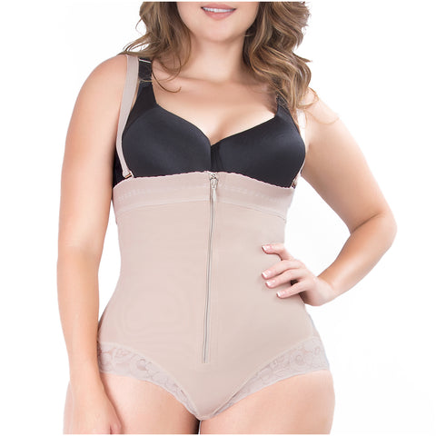 UpLady 6155 Butt Lifting Strapless Shapewear Bodysuit