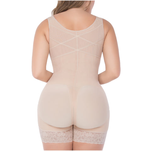 UpLady 6190 Butt Lifting Shapwear Bodysuit with Wide Hips