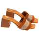 Silvia Cobos Macarena Medium Rise Brown - Pal Negocio