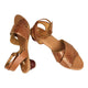Silvia Cobos Argelia Medium Rise Brown - Pal Negocio