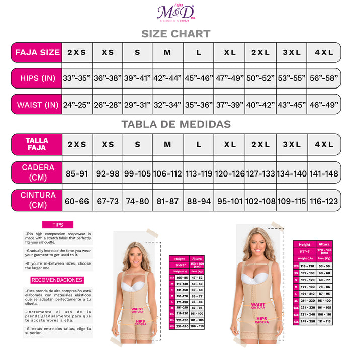 Fajas MYD 0055 Waist Cincher Corset Vest for Women / Powernet - Pal Negocio