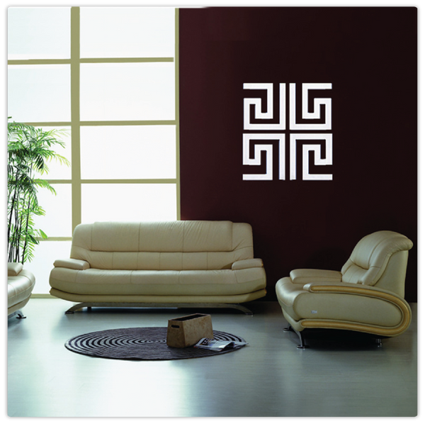 Acrylic DIY Mazes Mirror Wall Stickers - ModiDen