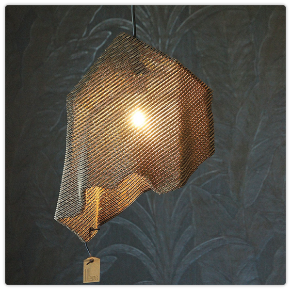 Floating Box Illusive Hanging Lamp - ModiDen