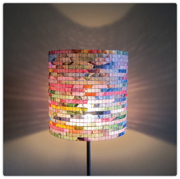 Colorful Coffee Filter Table Lamp - ModiDen