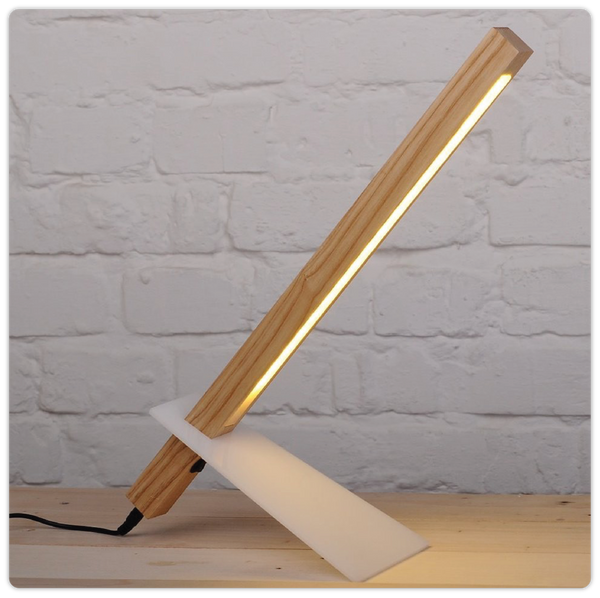 Wooden Stick Table Lamp - ModiDen