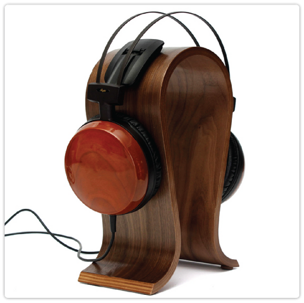 Wooden U-shape Headphone Holder - ModiDen