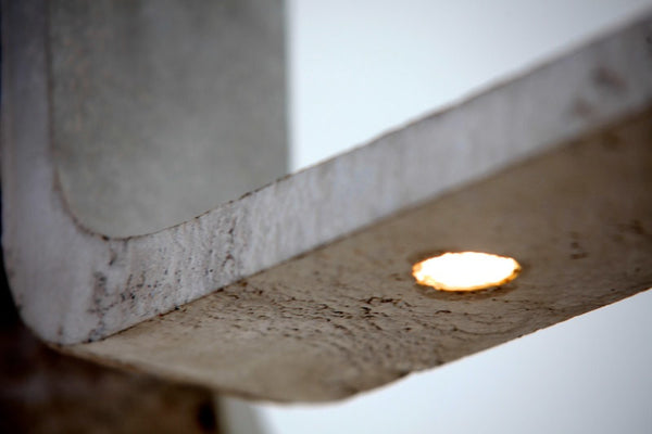 Wood/Concrete Extrude Hanging Lamp - ModiDen