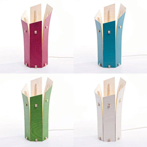 Colorful 'Leek' Table Lamp - ModiDen