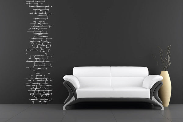 Brick Wall Decal - ModiDen