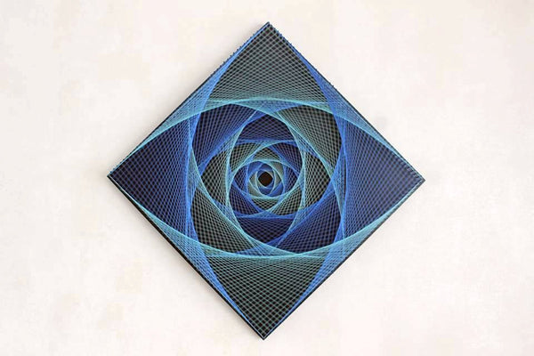 Geometry Psychedelic String Art - ModiDen