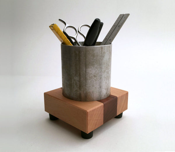 Reclaimed Desk Organizer Cup  - ModiDen