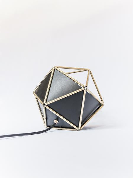 Geometric Minimalist Table Lamp - ModiDen