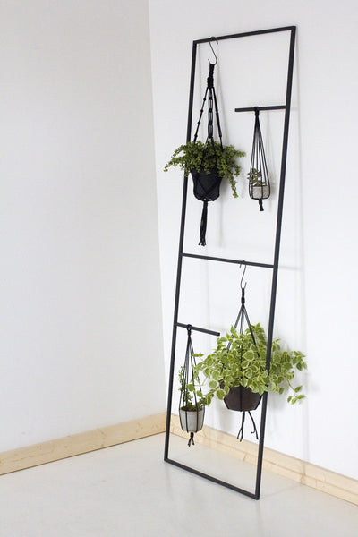 Metal Leaning Display Ladder - ModiDen
