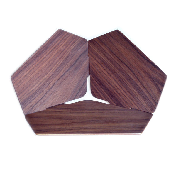 Flat-Pack Hexagon Bowl - ModiDen