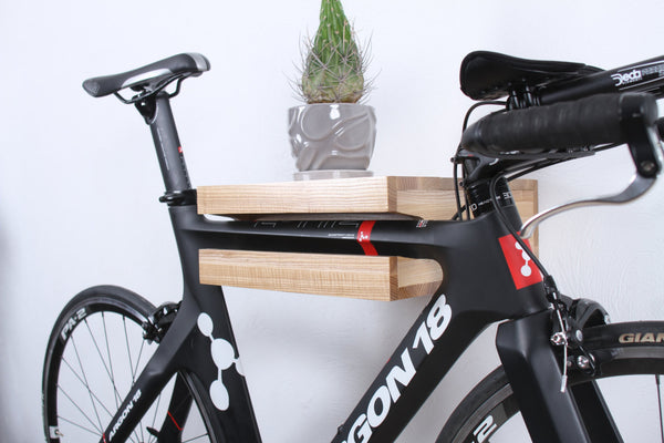 Wooden Bike Shelf/Rack - ModiDen