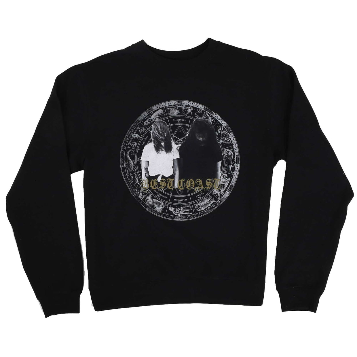 'Astrology' Crewneck Sweater