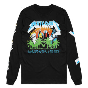 'California Nights' Long Sleeve T-Shirt