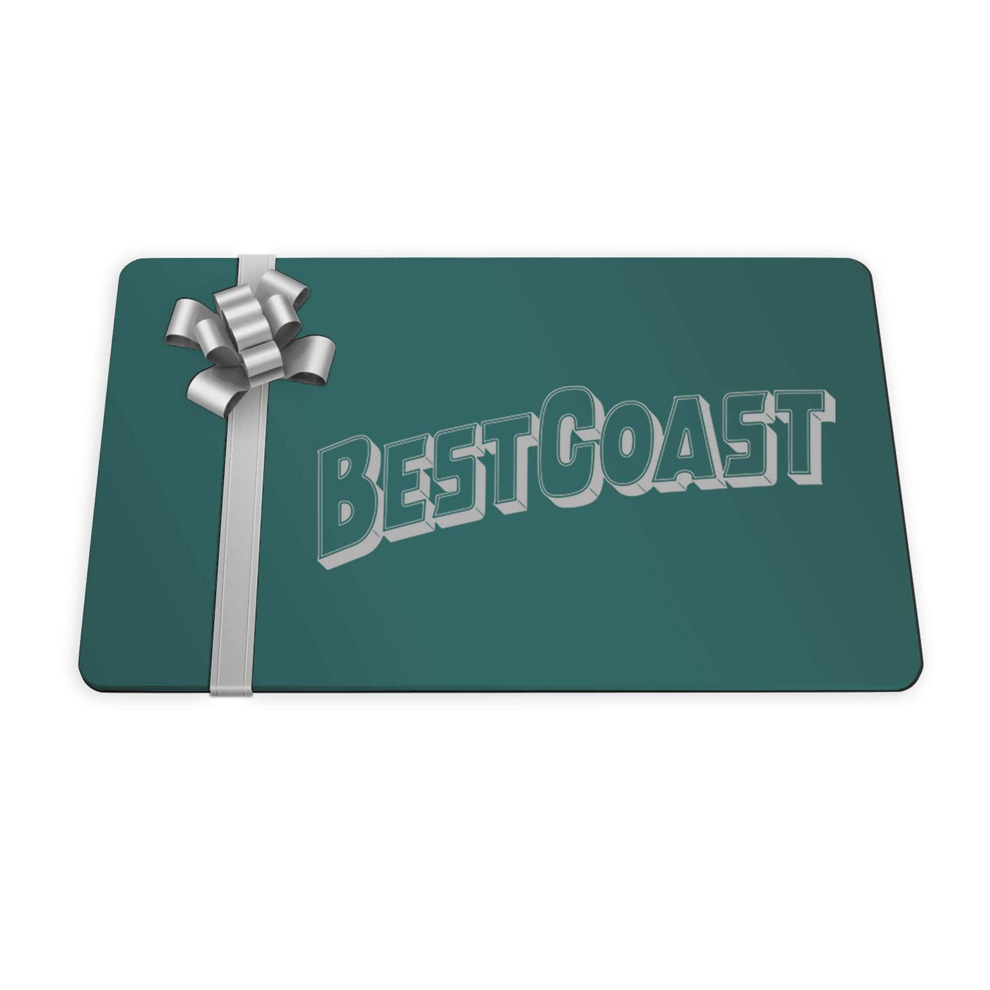 Best Coast Gift Card