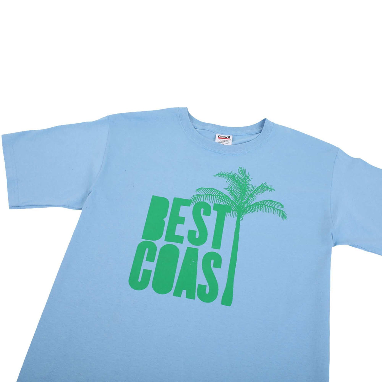 'Best Coast Palm' T-Shirt