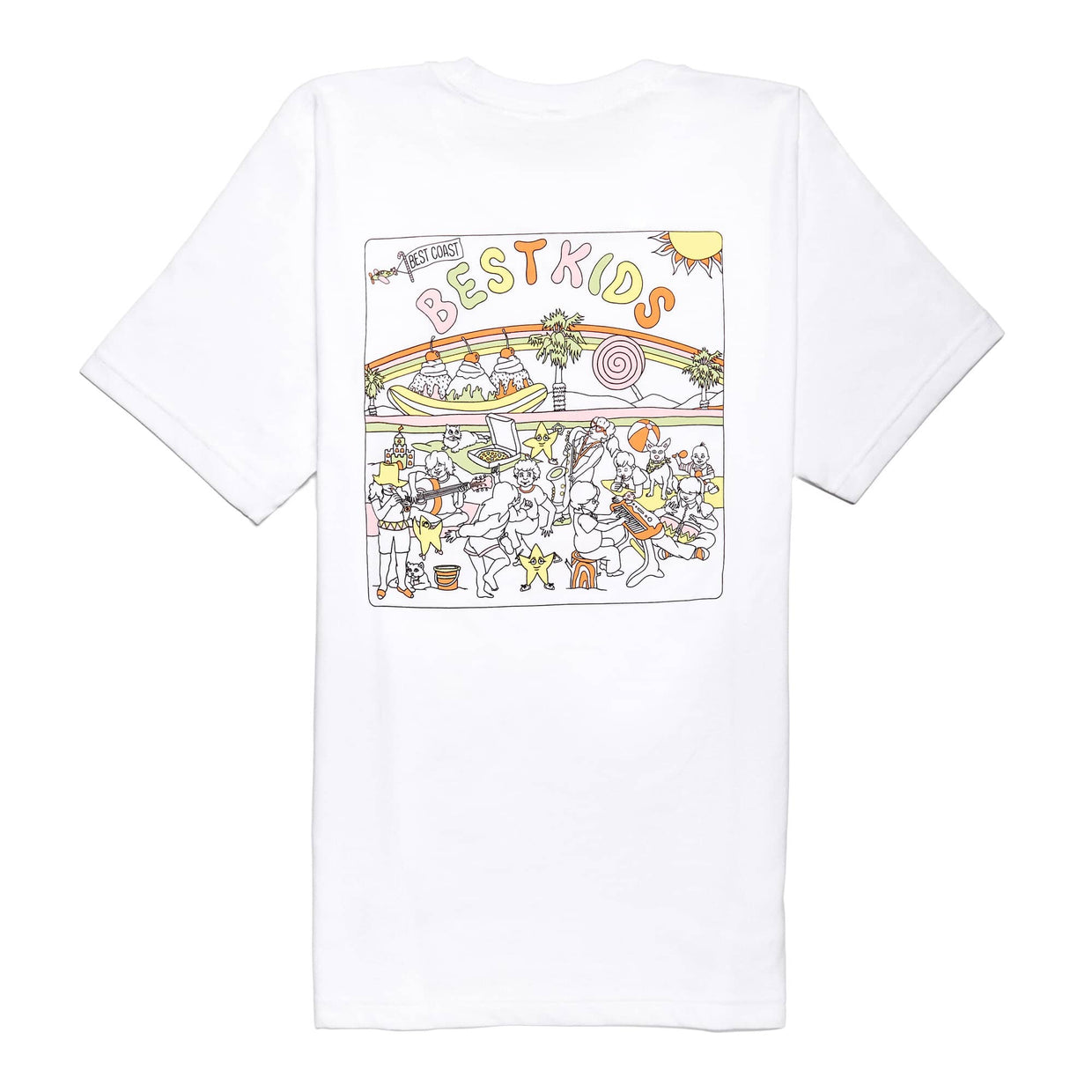'Best Kids' T-Shirt (Youth Sizes Available)