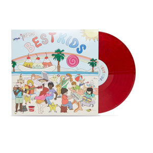 Best Coast 'Best Kids' 12' Vinyl LP